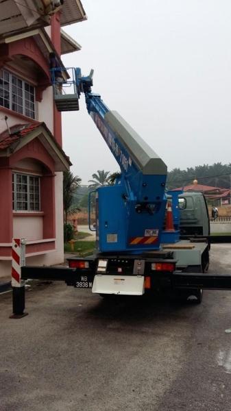 Skylift Seremban, Nilai, Malaysia, Negeri Sembilan Manufacturer, Supplier, Supply, Supplies | A Class Neon Sign Sdn Bhd