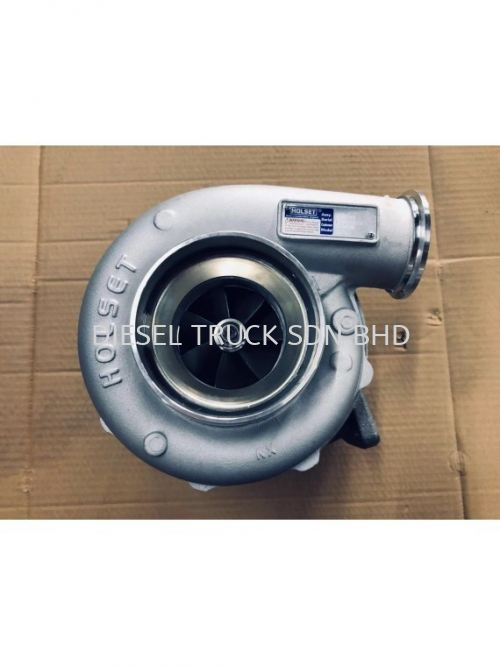 TURBO CHARGER (1538370)
