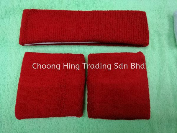 Red Head & Wrist Band Others Malaysia, Kuala Lumpur (KL), Selangor Supplier, Supply, Manufacturer | Choong Hing Trading Sdn Bhd