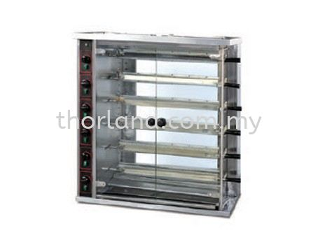 (A21) GAS CHICKEN ROTISSERIES   A18-A23 Chicken Rotissries   (A) Electric/Gas Appliance Industrial Kitchen Equipment Selangor, Malaysia, Kuala Lumpur (KL), Puchong Supplier, Suppliers, Supply, Supplies | Thorland Group