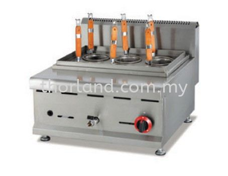 (A120) Counter Top Gas Pasta Cooker  A118-A120 Pasta Cooker  (A) Electric/Gas Appliance Industrial Kitchen Equipment Selangor, Malaysia, Kuala Lumpur (KL), Puchong Supplier, Suppliers, Supply, Supplies | Thorland Group
