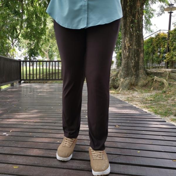 Brown 8012 Slim Fit Stretchable Pants Malaysia, Selangor, Kuala Lumpur (KL), Ampang Pembekal, Membekal | P & P Fashion