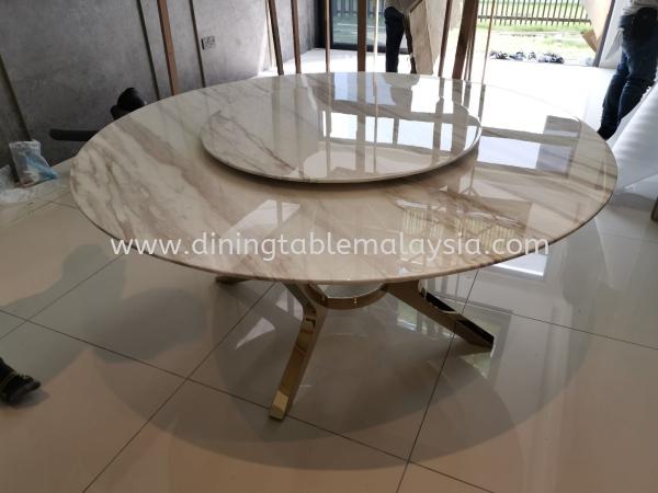 10 Seater Marble Dining Table  Marble Dining Table Malaysia, Selangor, Kuala Lumpur (KL), Petaling Jaya (PJ) Supplier, Suppliers, Supply, Supplies | DeCasa Marble Sdn Bhd