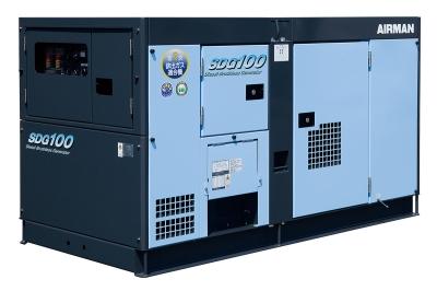Airman 100 KVA Generator - SDG100S-3B1