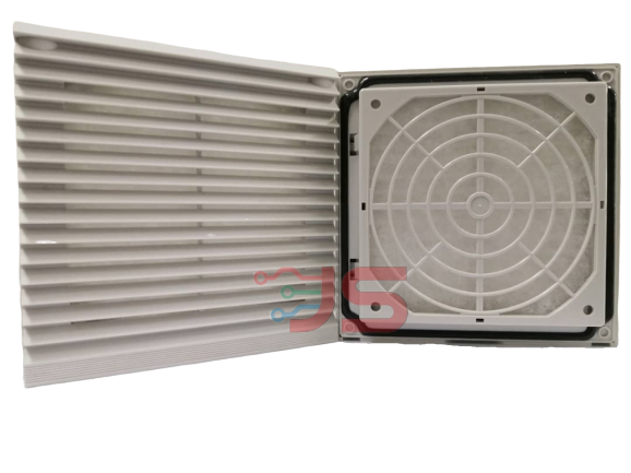QVKS Fan Filter 6in Accessories Cooling & Thermal Management Melaka, Malaysia, Batu Berendam Supplier, Suppliers, Supply, Supplies | Jit Sen Electronics Sdn Bhd