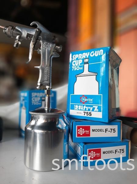 Native F-75 Spray Gun Set Spray Gun Kit Pneumatic Tools Johor Bahru (JB), Kulai, Malaysia Supplier, Suppliers, Supply, Supplies | SMF Global Marketing