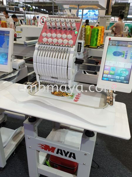 Embroidery Machine Embroidery Machine Selangor, Malaysia, Kuala Lumpur (KL), Ampang Supplier, Suppliers, Supply, Supplies | EMB AND MAYA (M) SDN BHD