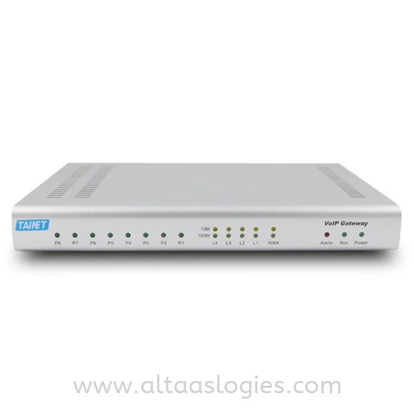 Voice over IP Gateway 4 and 8 FXO Ports VoIP Gateway 2G/3G/4G Cellular IP Modem & Router Network Communication Solutions Selangor, Malaysia, Kuala Lumpur (KL), Petaling Jaya (PJ) Supplier, Master Distributors, Supply, Supplies | ALTAAS Topologies Sdn Bhd