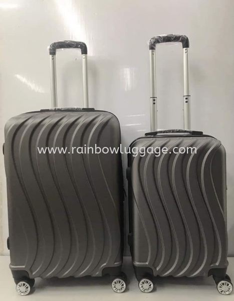 S Grey S Grade A 2 In 1 Luggage Luggages Johor Bahru (JB), Malaysia, Johor Jaya Supplier, Suppliers, Supply, Supplies | Rainbow Wholesale Store Sdn Bhd