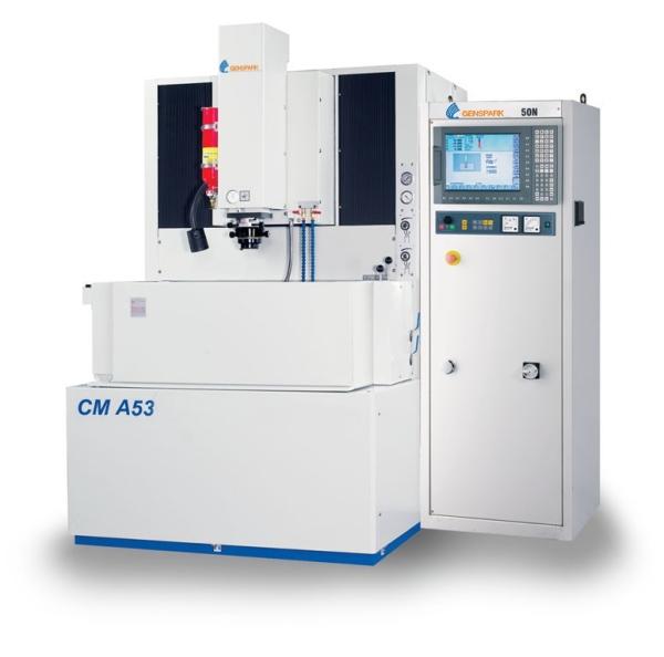 CMA53C CNC A SERIES DIE SINKER EDM CHMER Malaysia, Selangor, Kuala Lumpur(KL), Puchong Supplier, Distributor, Supply, Supplies   KNB Technologies Sdn Bhd