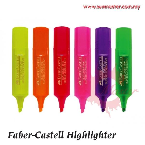 Faber-Castell Highlighter Highlighter Ó«¹â±Ê Pen Products ±ÊÀà Petaling Jaya (PJ), Selangor, Kuala Lumpur (KL), Malaysia. Supplier, Supply, Supplies, Service | Sun Master Fancy Paper Sdn Bhd
