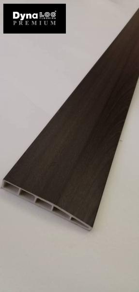 100mm PVC Skirting - Walnut ( PSK100-1033 ) 100mm PVC Skirting Floor Skirting Puchong, Selangor, Johor Bahru (JB), Malaysia Supplier, Suppliers, Supplies, Supply | Dynaloc Sdn Bhd