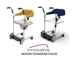 MOVER TRANSFER COMMODE CHAIR 2020  PROMOTION- GHealth @F06,Subang Parade Mall