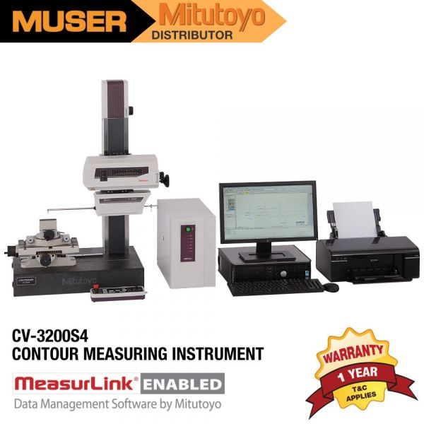 Mitutoyo CV-3200S4 Contour Measuring Instruments Contracer Mitutoyo Kuala Lumpur (KL), Malaysia, Selangor, Sunway Velocity Supplier, Suppliers, Supply, Supplies | Muser Apac Sdn Bhd