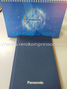 PANASONIC CALENDER & DIARY FOR THE YEAR 2020