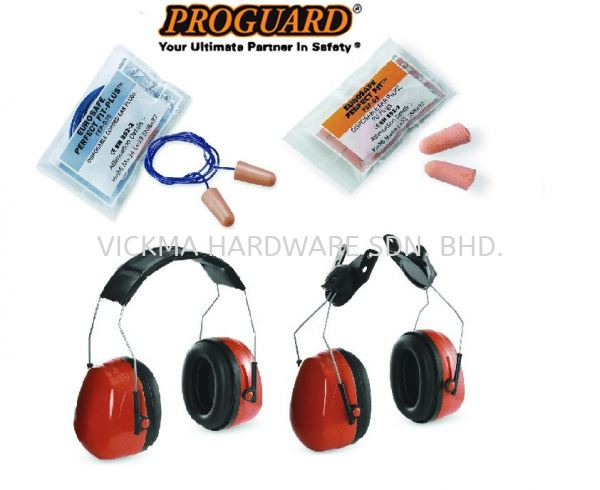 PROGUARD HEARING PROTECTION HEARING PROTECTION SAFETY & P.P.E Johor Bahru (JB), Malaysia, Mount Austin Supplier, Suppliers, Supply, Supplies | VICKMA HARDWARE SDN. BHD.