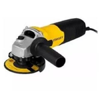 STANLEY 100MM 850W SLIDE SWITCH SMALL ANGLE GRINDER STGS8100 Power Saw Power Tools Stanley Kuala Lumpur (KL), Malaysia, Selangor, Taman Maluri Supplier, Distributor, Supply, Supplies | Citron Solution (M) Sdn Bhd