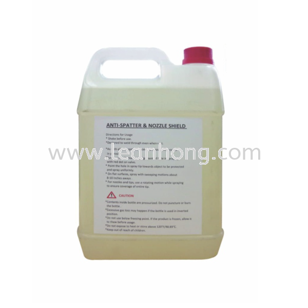 ACEWELD ANTI SPATTER NOZZLE SHIELD - 5L WELDING CHEMICAL Penang, Malaysia, Kedah, Butterworth, Sungai Petani Supplier, Suppliers, Supply, Supplies | Lean Hong Hardware Trading Company