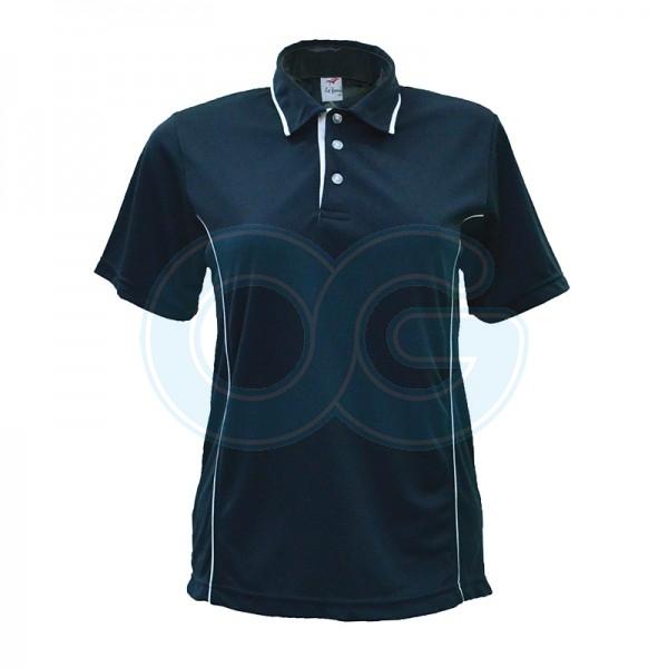 Unisex Collar-Tee Custom Made (CM46E/229) Quickdry Collar-Tee Penang, Malaysia, Perai Supplier, Manufacturer, Wholesaler, Supply | O.G. Uniform Trading Sdn Bhd