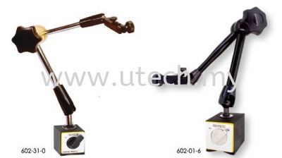 Series-602 - Articulating Arm Magnetic Bases