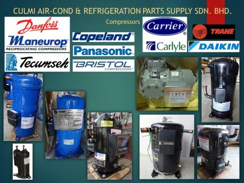 Compressor Various Types