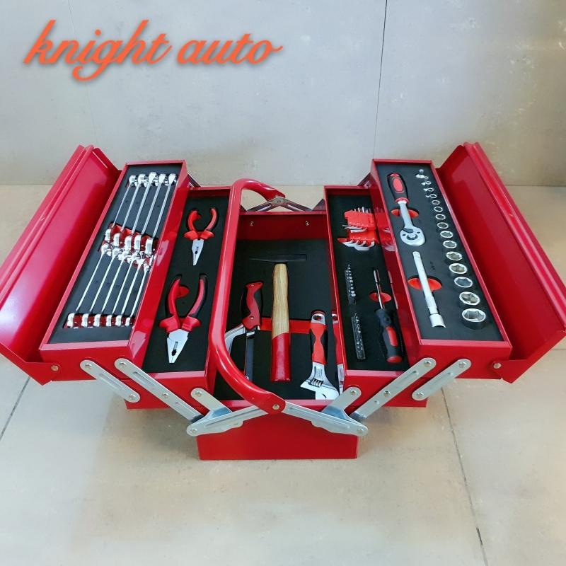 KGT-64pcs+10pcs mechanical tools set ID31573