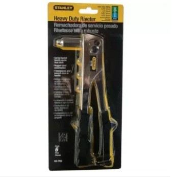 Stanley Heavy Duty Riveter c/w 4 nosepieces STHT 69-799 Riveters Pliers & Cutters Stanley Kuala Lumpur (KL), Malaysia, Selangor, Taman Maluri Supplier, Distributor, Supply, Supplies   Citron Solution (M) Sdn Bhd