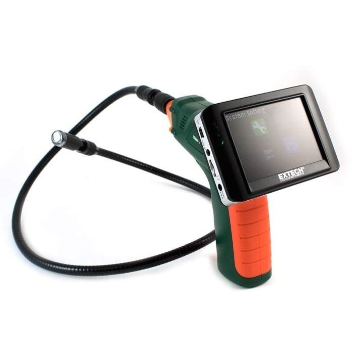 Extech Wireless Video Borescope BR250-9mm