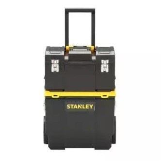STANLEY ORIGINAL STST18613 ONE LATCH ROLLER WORKSHOP 3 IN 1 STORAGE BOX TOOL BOX Tools Storage & Sets  Stanley Kuala Lumpur (KL), Malaysia, Selangor, Taman Maluri Supplier, Distributor, Supply, Supplies | Citron Solution (M) Sdn Bhd