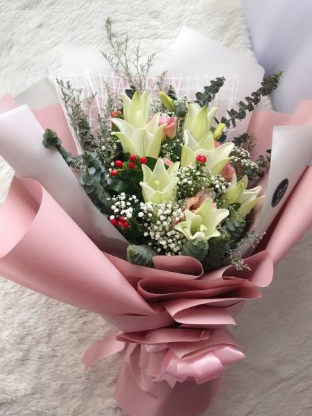 VALDA LILY ALL BOUQUETS BOUQUET Melaka, Malaysia Supplier, Suppliers, Supply, Supplies | Chung Choon Hwee Florist