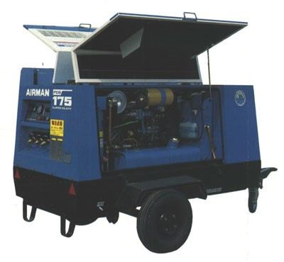 Airman Compressor 175 CFM