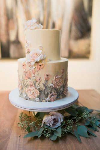 MODERN WEDDING CAKE MODERN WEDDING CAKE PROFESSIONAL BAKING AND CAKE DECORATING Johor, Malaysia, Muar Course, College, Class | Bakewise Academy