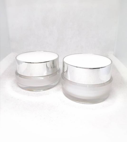 A 001 - 15g, 30g (Silver) Acrylic n BS Container Malaysia, Kuala Lumpur (KL), Selangor, Kepong. Manufacturer, Wholesaler, Supplier, Supply | DSM Packaging Sdn Bhd
