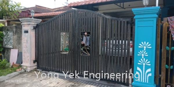 Main Gate  Main Gate Main Gate  Malaysia, Johor Bahru (JB), Ulu Tiram Supplier, Suppliers, Supply, Supplies   Yong Yek Engineering Sdn Bhd