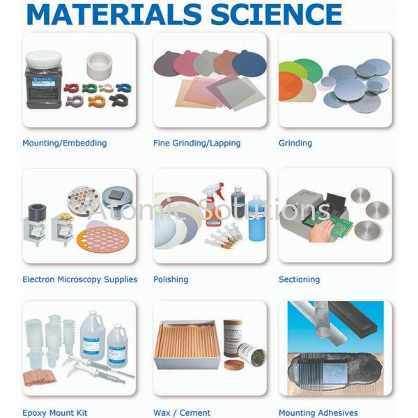 Material Science TEDPELLA Johor Bahru (JB), Malaysia, Selangor, Kuala Lumpur (KL), Penang, Philippines Supplier, Suppliers, Supply, Supplies | Atomic Solutions Sdn Bhd