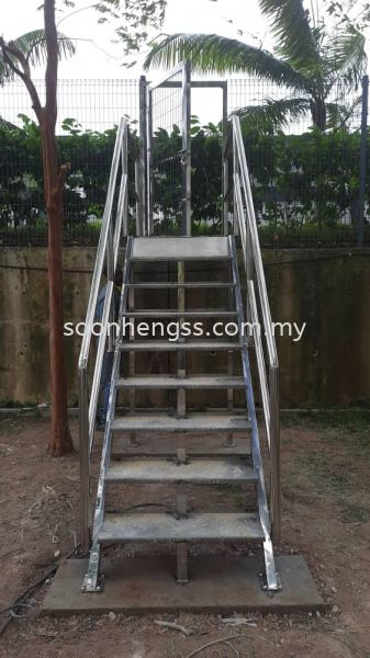 HANDRAIL HANDRAIL STAINLESS STEEL Johor Bahru (JB), Skudai, Malaysia Contractor, Manufacturer, Supplier, Supply | Soon Heng Stainless Steel & Renovation Works Sdn Bhd