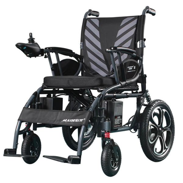 DLY-6023/6024 steel powered wheelchair with 286 lb capacity Electric Wheelchair Wheel Chair & Push Chair Selangor, Malaysia, Kuala Lumpur (KL), Batu Caves Supplier, Suppliers, Supply, Supplies | Behealth Medical Supplies