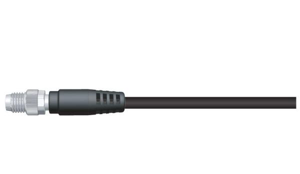 M8P-M03T/M8P-M04T M8 SingleEnd Shield Cable M8 Series Velledq Penang, Malaysia, Bayan Lepas Supplier, Supply, Supplies, Distributor | Truserv Technologies (M) Sdn Bhd