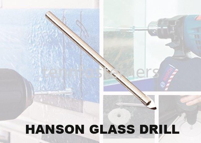 10MM HANSON GLASS DRILL GLASS BIT DRILL BIT Malaysia, Melaka Supplier, Suppliers, Supply, Supplies | Tenn Fasteners (Melaka) Sdn Bhd