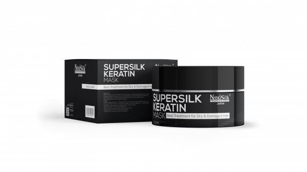 SUPERSILK KERATIN HAIR MASK Others Japan, Malaysia, Singapore Manufacturer, Supplier | Nanosilk International Group Holdings Limited