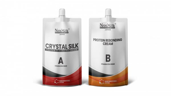 CRYSTAL SILK PROTEIN REBONDING CREAM Others Japan, Malaysia, Singapore Manufacturer, Supplier | Nanosilk International Group Holdings Limited