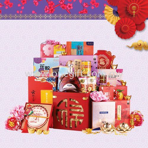 E32 Chinese New Year Hamper Malaysia, Selangor, Kuala Lumpur (KL), Shah Alam Supplier, Suppliers, Supply, Supplies   The One Gift Gallery Sdn Bhd