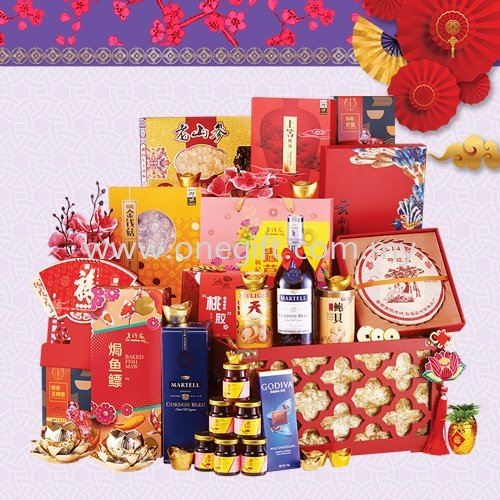 E31 Chinese New Year Hamper Malaysia, Selangor, Kuala Lumpur (KL), Shah Alam Supplier, Suppliers, Supply, Supplies | The One Gift Gallery Sdn Bhd