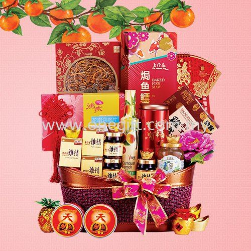 E13 Chinese New Year Hamper Malaysia, Selangor, Kuala Lumpur (KL), Shah Alam Supplier, Suppliers, Supply, Supplies | The One Gift Gallery Sdn Bhd