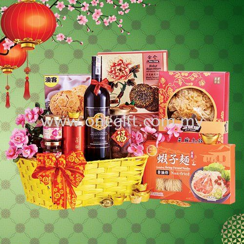 E07 Chinese New Year Hamper Malaysia, Selangor, Kuala Lumpur (KL), Shah Alam Supplier, Suppliers, Supply, Supplies | The One Gift Gallery Sdn Bhd