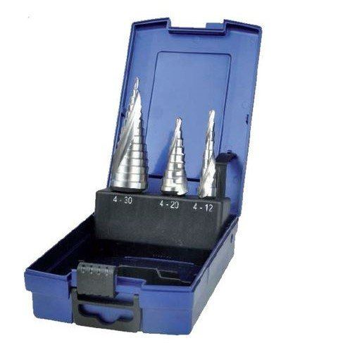 145 x 105 x 40mm Plastic Box for 3Pc HSS Spiral Flute Step Drill Set (TMDR0004001B) Step Drills Cutting Tools Temo General Industrial Supply Kuala Lumpur (KL), Malaysia, Selangor, Indonesia Supplier, Suppliers, Supply, Supplies | IE Advance Engineering Services Sdn Bhd