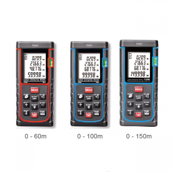 0 - 60m Laser Distance Meter (TMMU5500060A) Laser Distance Meters Measuring Tools Temo General Industrial Supply Kuala Lumpur (KL), Malaysia, Selangor, Indonesia Supplier, Suppliers, Supply, Supplies | IE Advance Engineering Services Sdn Bhd