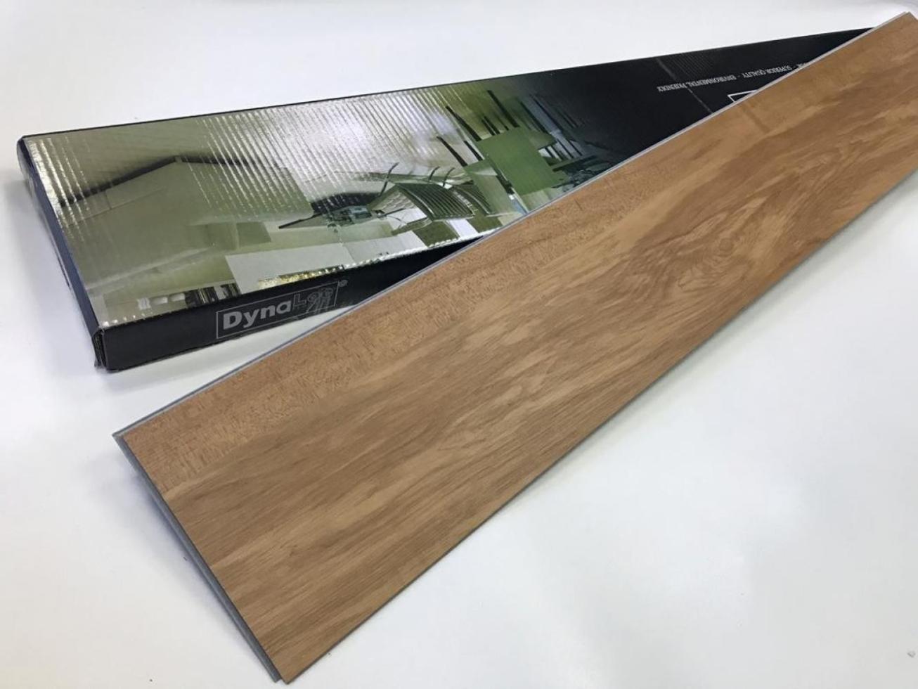 (SPC4-1212) SPC Flooring SPC Vinyl Click 4mm - Cinnamon Cherry