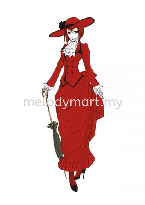 Black Butler Madame Red 黑执事 红夫人
