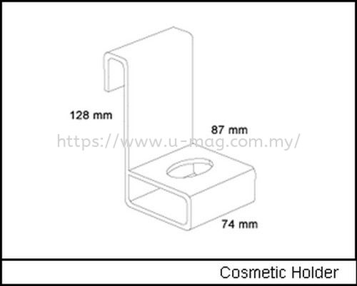 Cosmetic Holder JEWELRY DISPLAY Malaysia, Johor Bahru (JB), Ulu Tiram Manufacturer, Supplier, Supply, Supplies | U-Mag Acrylic Products (M) Sdn Bhd
